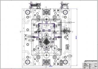 Erstellung Werkzeugkonstruktion
